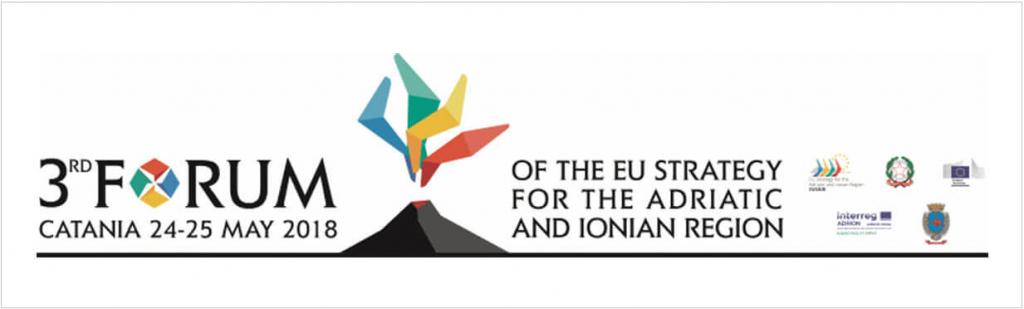 Εκδήλωση επιχειρηματικών συναντήσεων Β2Β στα πλαίσια του 3ου EUSAIR Forum 2018 στην Ιταλία, Κατάνια, 24-25 Μαΐου 2018