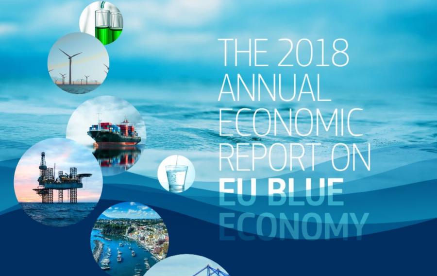 Νέα έκθεση εμφανίζει την ευρωπαϊκή θαλάσσια οικονομία ως κινητήρια δύναμη της οικονομικής ανάπτυξης, της απασχόλησης και της καινοτομίας