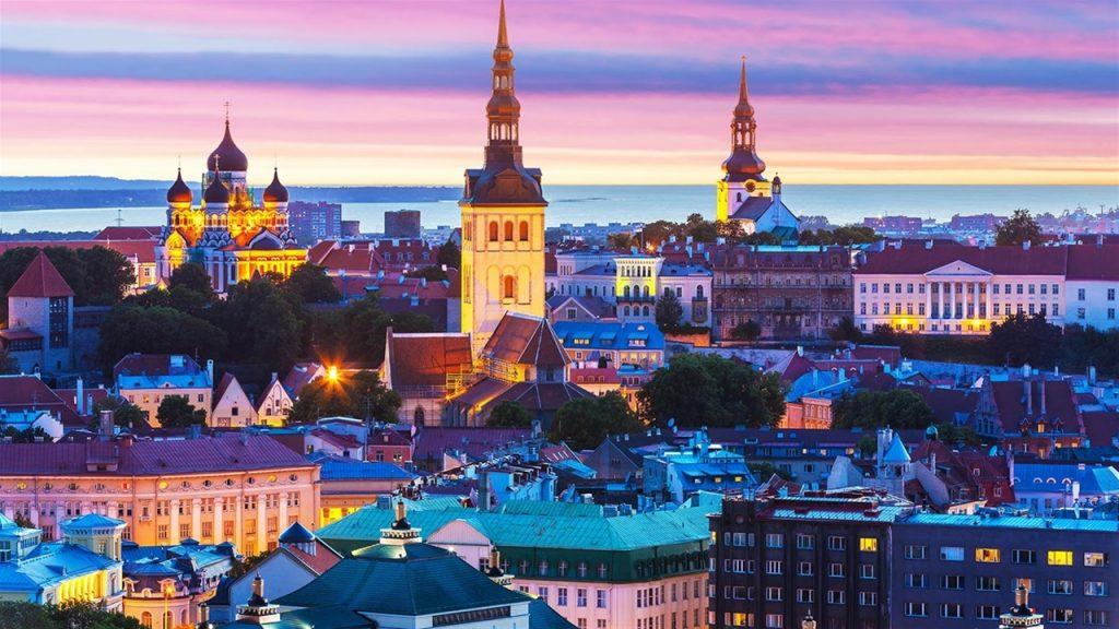 Ενημερωτική Συνάντηση για τις Χώρες της Βαλτικής, Τετάρτη 17-10-2018