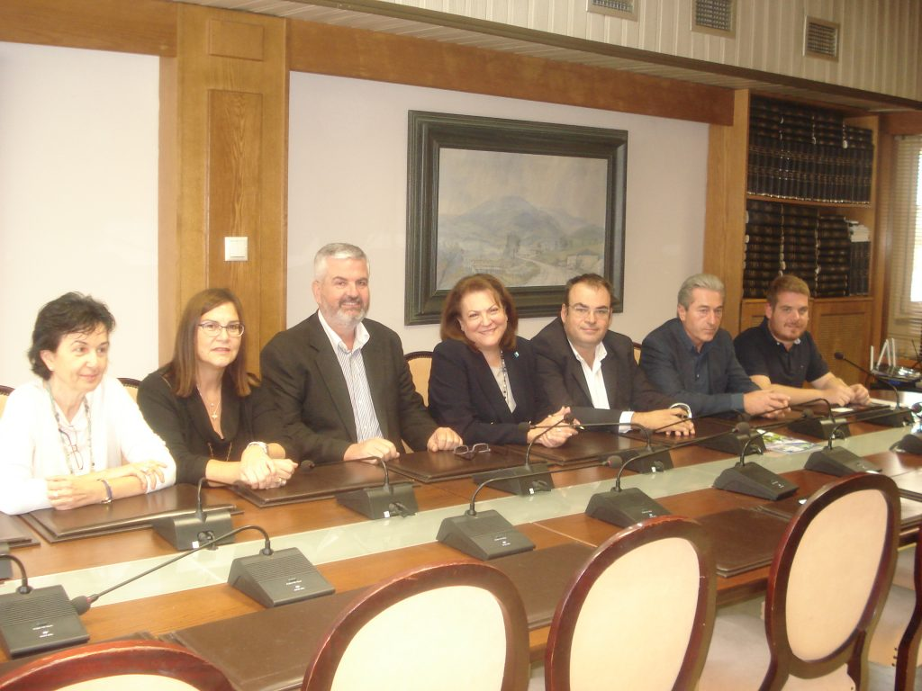 Υπογραφή Πρωτοκόλλου Συνεργασίας μεταξύ του Enterprise Europe Network-Hellas του ΣΒΘΚΕ και του Επιμελητηρίου Καρδίτσας