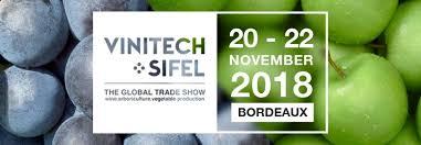 B2B ViniTech-Sifel 2018 International Business Meetings