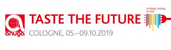 Πρόσκληση Συμμετοχής στη Διεθνή Έκθεση ΤΡΟΦΙΜΩΝ & ΠΟΤΩΝ ANUGA Κολωνία – Γερμανία, 5 – 9 Οκτωβρίου 2019