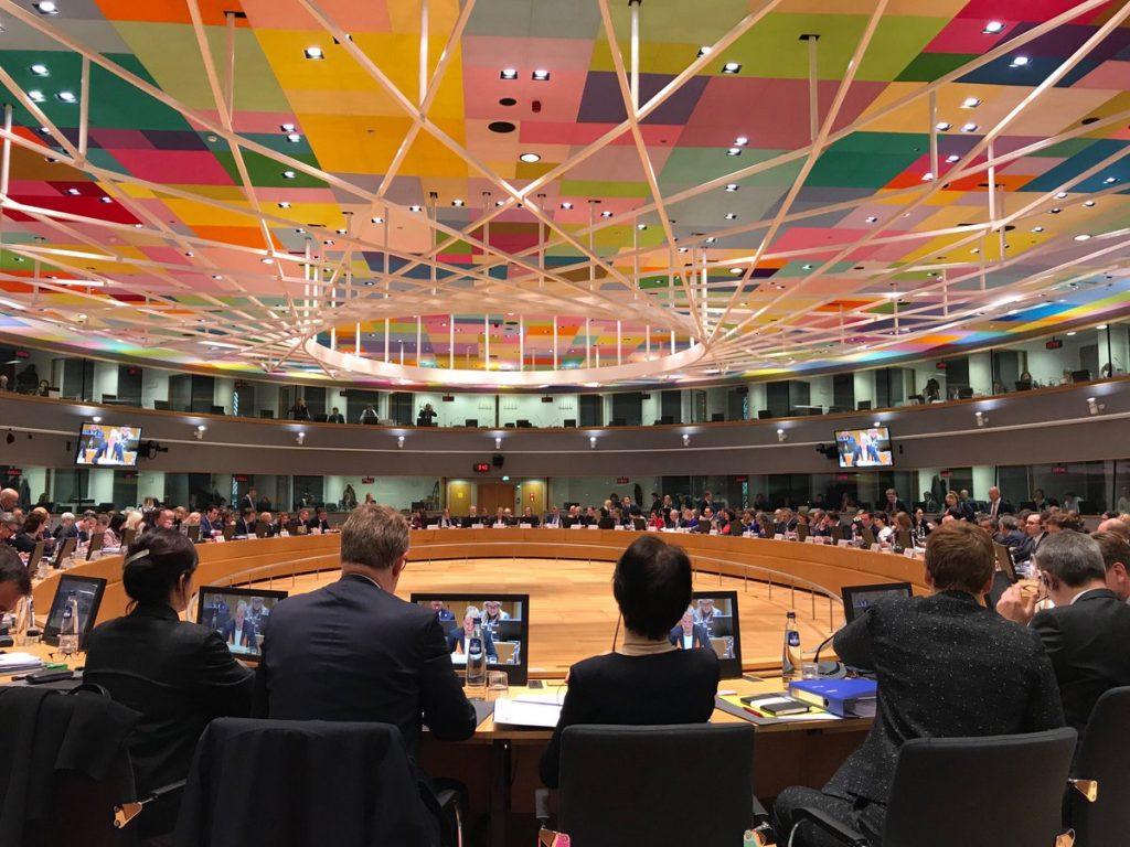 Ευρωπαϊκή Αρχή Εργασίας, καταπολέμηση του επαγγελματικού καρκίνου, πρόσβαση στην κοινωνική προστασία: ο αντιπρόεδρος κ. Ντομπρόβσκις και η επίτροπος κ. Τίσεν χαιρετίζουν τις συμφωνίες των κρατών μελών
