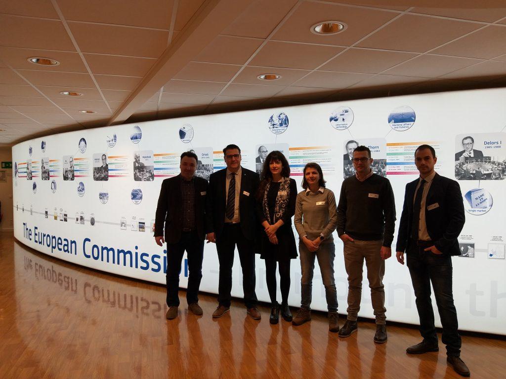 Επίσκεψη Επιχειρηματιών στην Ευρωπαϊκή Επιτροπή, 24 & 25 Ιανουαρίου 2019, στις Βρυξέλλες