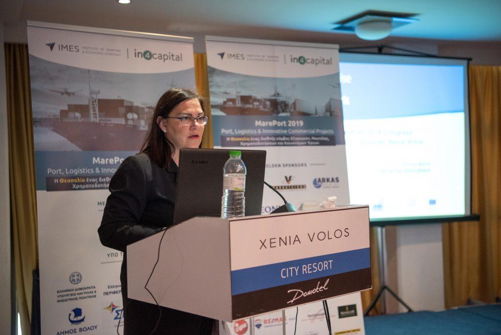 Πραγματοποίηση της εκδήλωσης MarePort 2019 – Port, Logistics & Innovative Commercial Projects – Η Θεσσαλία ένας διεθνής κόμβος Εξαγωγών, Ναυτιλίας, Χρηματοδοτήσεων και Καινοτόμων Έργων, 16 Μαρτίου 2019, Βόλος