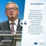 Η ισχύς εν τη ενώσει: η Επιτροπή διατυπώνει συστάσεις για το επόμενο στρατηγικό θεματολόγιο της ΕΕ για την περίοδο 2019-2024