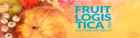 Πρόσκληση Συμμετοχής στη Διεθνή Έκθεση Νωπών Φρούτων & Λαχανικών FRUITLOGISTICA, Βερολίνο, 5-7 Φεβρουαρίου 2020